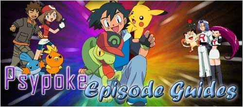 pokemon episodenguide