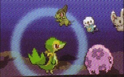 Sprite of the Larvitar-like Pokemon