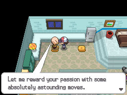 Pokemon Black And White Move Tutors You will likely want to keep the flying member of your team as a main rather than alternate at this point on. psypoke