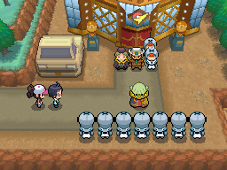 Pokemon Black And White Full Walkthrough ホドモエジム hodomoe gym) is the official gym of driftveil city. psypoke