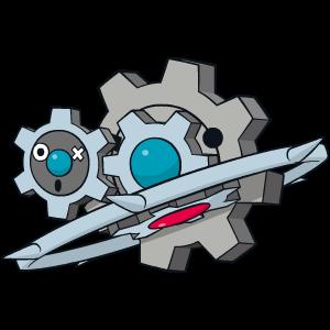 Psypoke's Psydex :: #601 - Klinklang (Picdex)