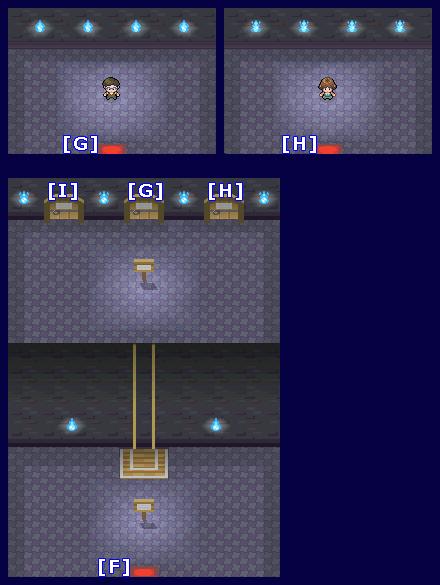 Pokemon Diamond And Pearl Gym Maps