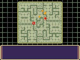 Pokemon diamond pearl and platinum sinnoh underground guide by an orange cross while items hidden within the walls will be marked by bursts of orange light your secret base will be marked by a red square mozeypictures Gallery