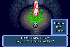 Pokemon Mystery Dungeon :: Evolution Guide