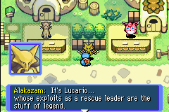 Mini Guia em Mystery Dungeon Lucario2