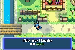 Mini Guia em Mystery Dungeon Munchlax5