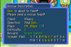 Mini Guia em Mystery Dungeon Grass_Gummi