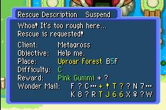Mini Guia em Mystery Dungeon Pink_Gummi