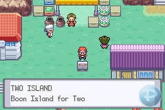 pokemon leaf green how to get to cinnabar island
