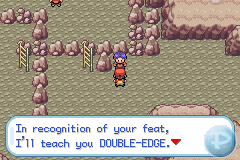 double edge pokemon