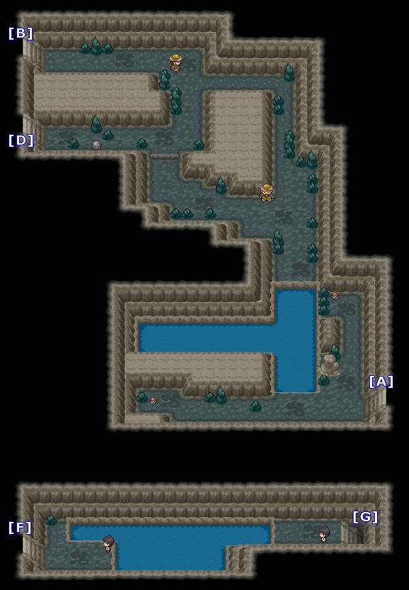 Pokemon HeartGold and SoulSilver :: Game Maps