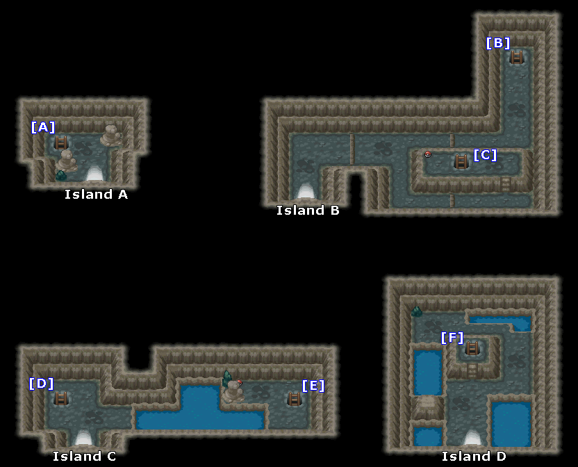Pokemon HeartGold and SoulSilver :: Game Maps