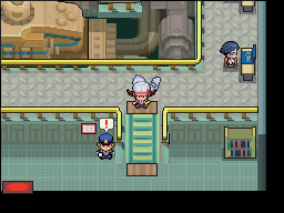 how to get to kanto in pokemon soul silver