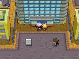pokemon gold walk through