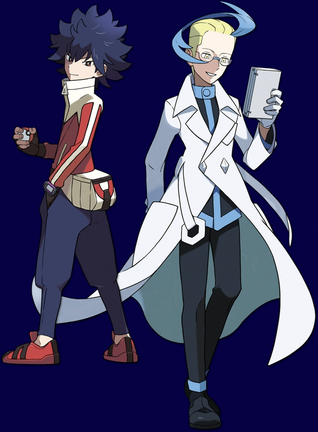 Rival and Scientist