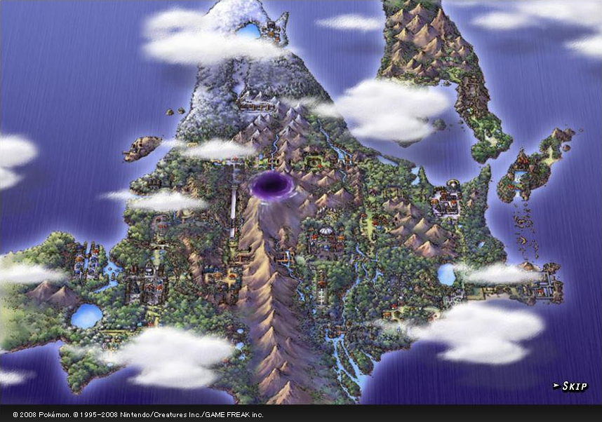 Psypoke Pokemon Platinum Pictures And Screenshots