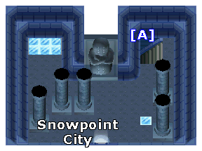 Snowpoint Temple 1F