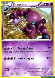 Drapion (BREAKpoint: 54/122)