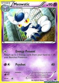 Meowstic (female) (BREAKpoint: 59/122)