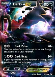 Darkrai EX (BREAKpoint: 74/122)