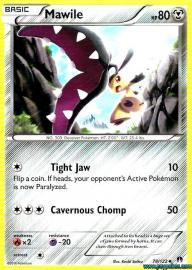 Mawile (BREAKpoint: 78/122)