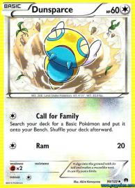Dunsparce (BREAKpoint: 90/122)