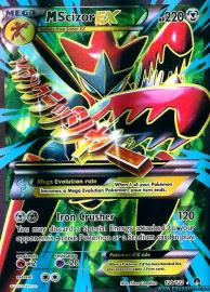 Scizor EX (Full Art) (BREAKpoint: 120/122)