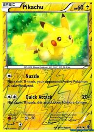 Pikachu (Generations: 26/83)