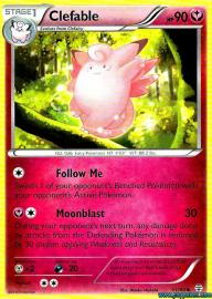 Clefable (Generations: 51/83)