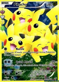 Pikachu (Full Art) (Generations: RC29/RC32)