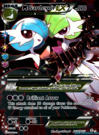 Gardevoir EX (Full Art) (Generations: RC31/RC32)