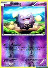 Koffing (Fates Collide: 27/124)