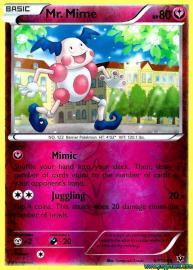 Mr. Mime (Fates Collide: 67/124)