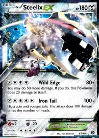 Steelix EX (Steam Siege: 67/114)