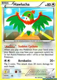 Hawlucha (Steam Siege: 97/114)