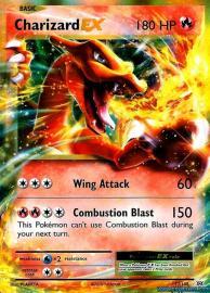 Charizard EX (Evolutions: 12/108)