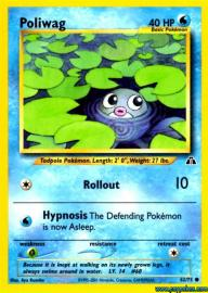 Poliwag (Neo Discovery: 62/75)