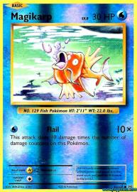 Magikarp (Evolutions: 33/108)