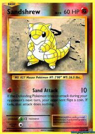 Sandshrew (Evolutions: 54/108)