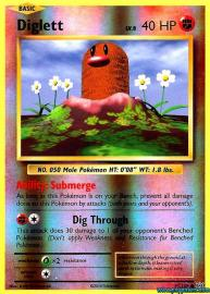 Diglett (Evolutions: 55/108)