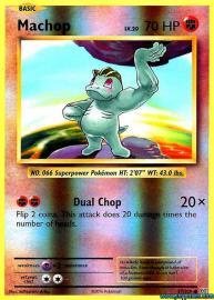 Machop (Evolutions: 57/108)
