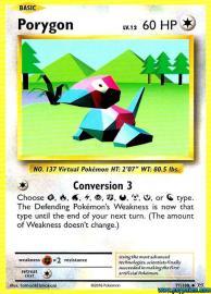 Porygon (Evolutions: 71/108)