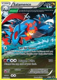 Salamence (Ancient Trait) (XY Promos: XY59)