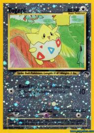 Togepi (Southern Islands Collection: 4/18)