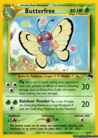 Butterfree (Southern Islands Collection: 9/18)