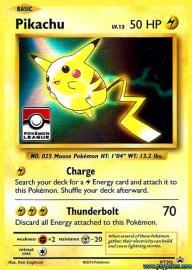 Pikachu (XY Promos: XY202)