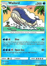 Wailord (Guardians Rising: 30/145)