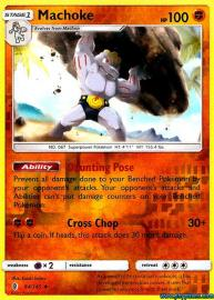 Machoke (Guardians Rising: 64/145)