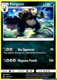 Pangoro (Guardians Rising: 82/145)
