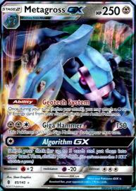 Metagross GX (Guardians Rising: 85/145)